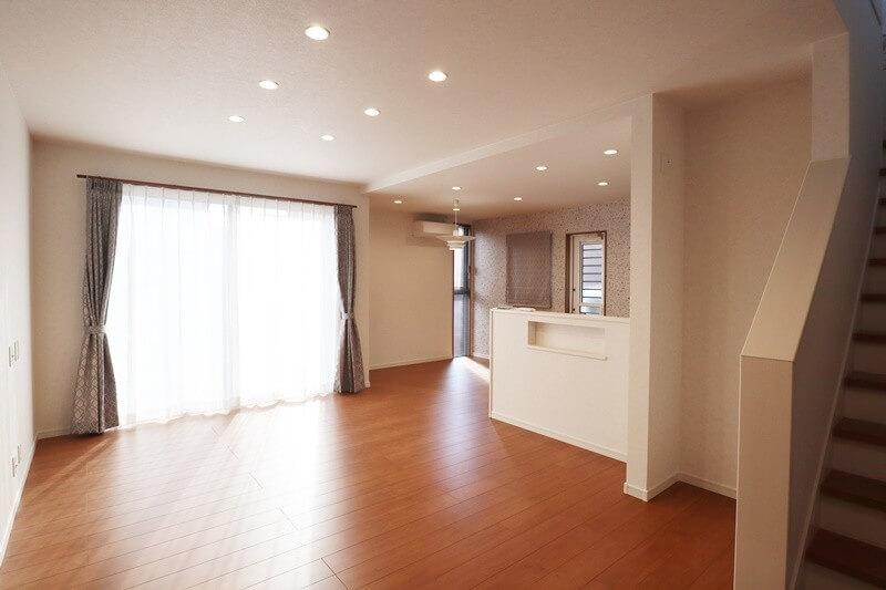 熊本市北区龍田7丁目 新築一戸建て 6号地モデルハウス LDK