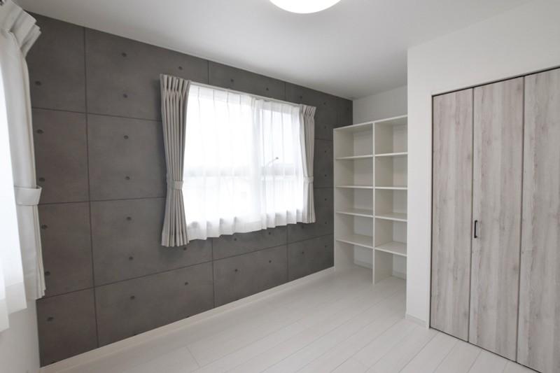 熊本市西区松尾1丁目 新築一戸建て 1号地モデルハウス 洋室