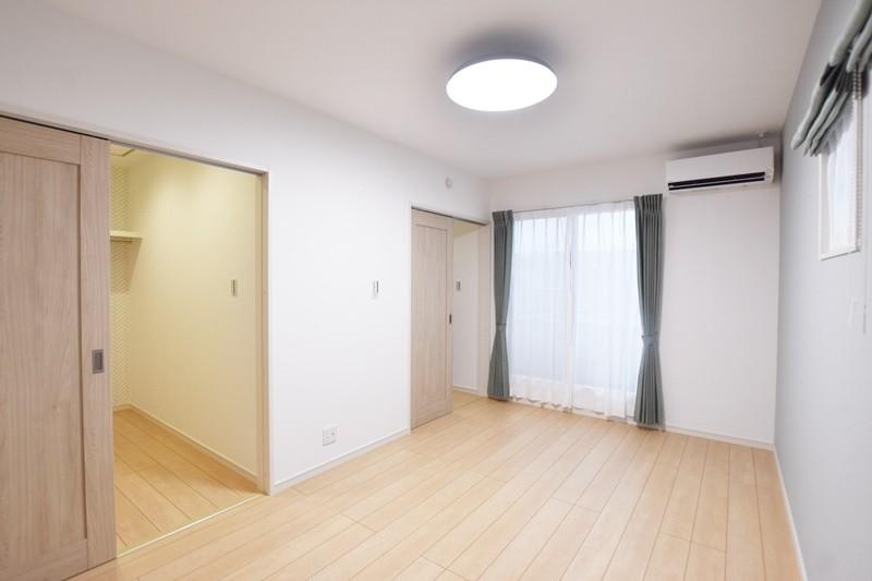 大津町大津 新築一戸建て 1号地モデルハウス 主寝室