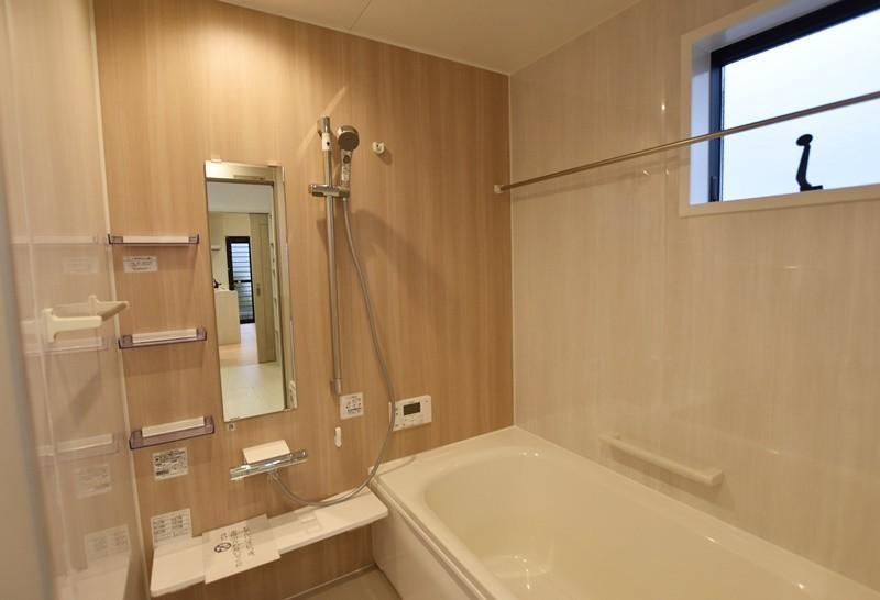 大津町大津 新築一戸建て 1号地モデルハウス 浴室