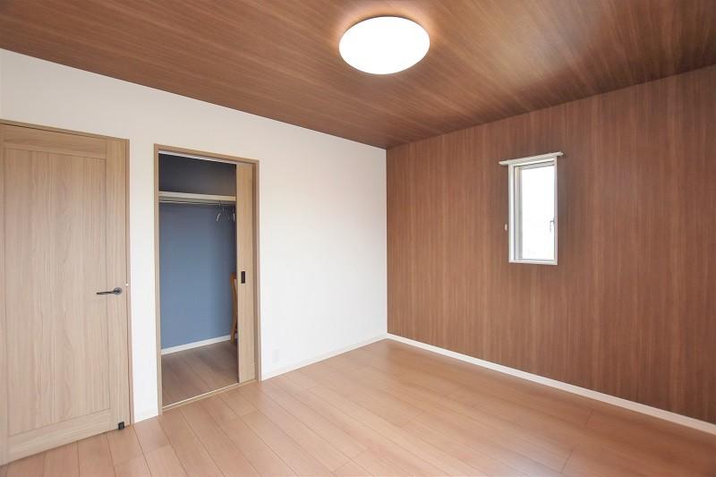 上益城郡益城町宮園 新築一戸建て FN益城町宮園2号地モデルハウス 主寝室