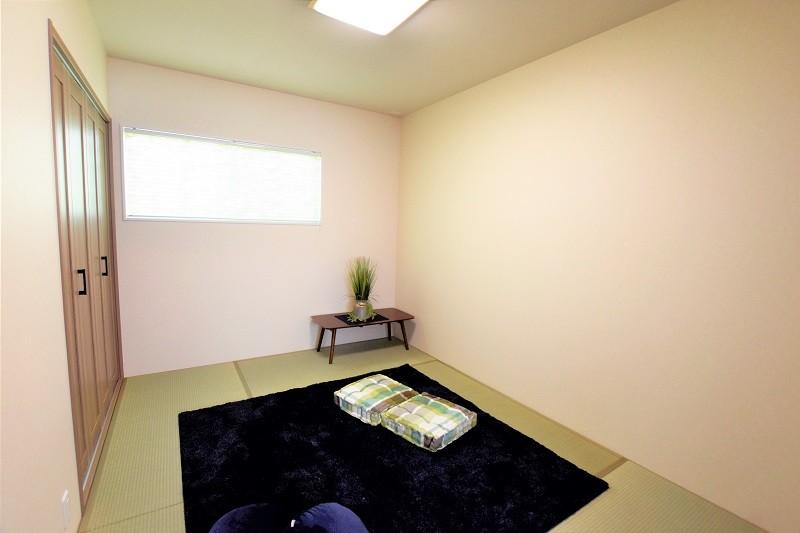 上益城郡益城町宮園 新築一戸建て FN益城町宮園2号地モデルハウス和室