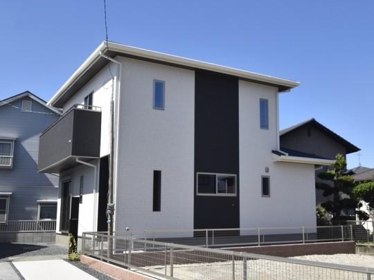 益城町宮園 新築一戸建て FN益城町宮園2号地モデルハウス 外観