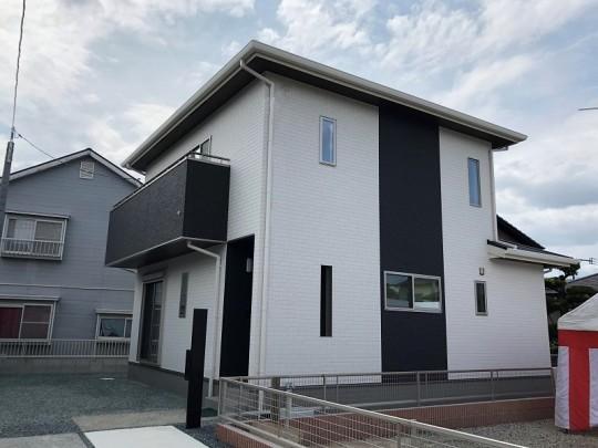 上益城郡益城町宮園 新築一戸建て FN益城町宮園2号地モデルハウス 外観