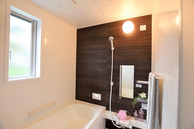 上益城郡益城町宮園 新築一戸建て FN益城町宮園2号地モデルハウス 浴室