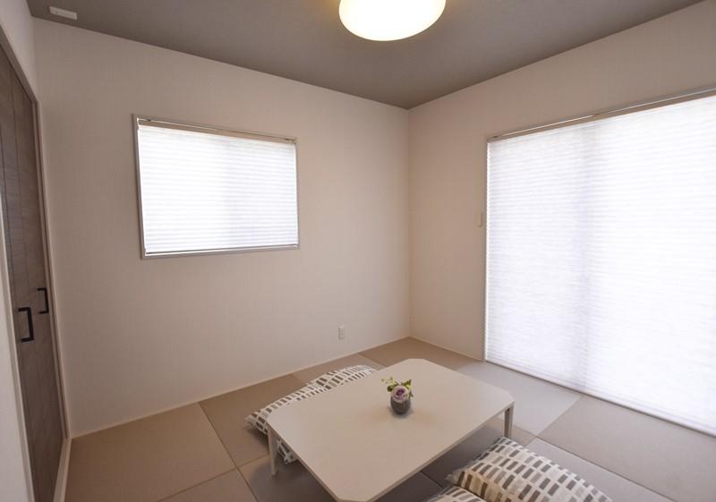 熊本市東区八反田3丁目 トレステージ託麻西小学校前Ⅳ3号地モデルハウス 和室