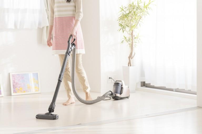 家事動線をなるべく短くして家事の負担を軽減する