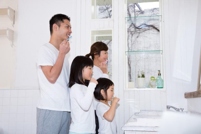 ご家族それぞれの利便性が損なわれないように生活動線を計画する