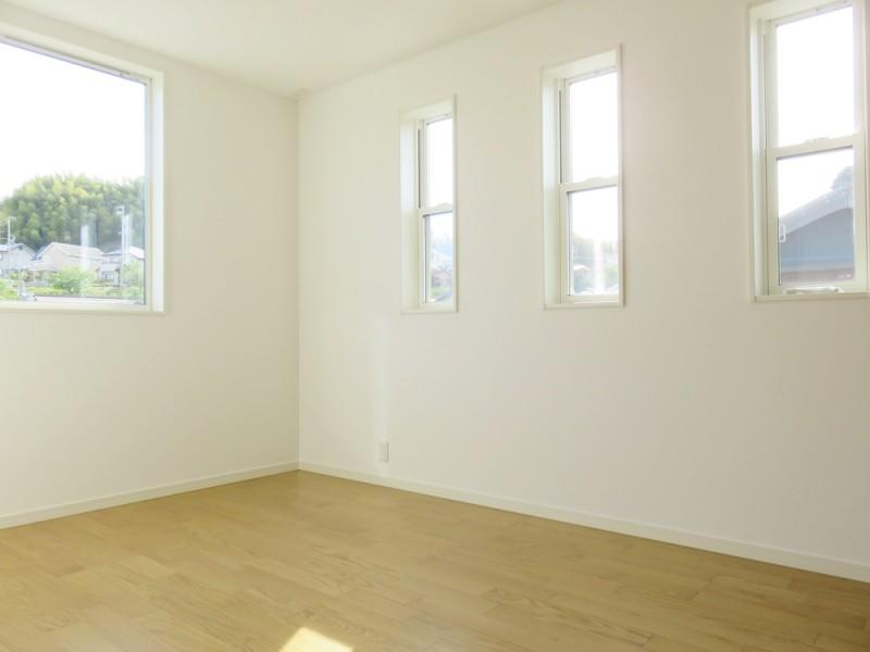 2号地洋室:子供部屋にピッタリの6畳洋室!