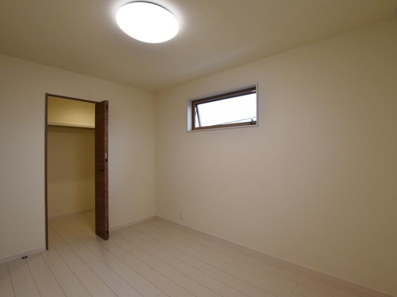 2号地 ウォークインクローゼット付き2階洋室A