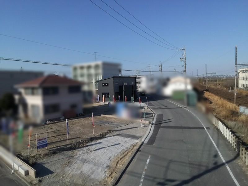 江戸橋駅前 全景