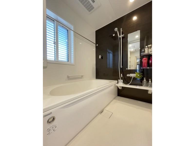 浴室は1日の疲れを癒す空間に♪
