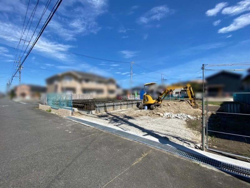 1号地 現状写真(9月10日撮影)