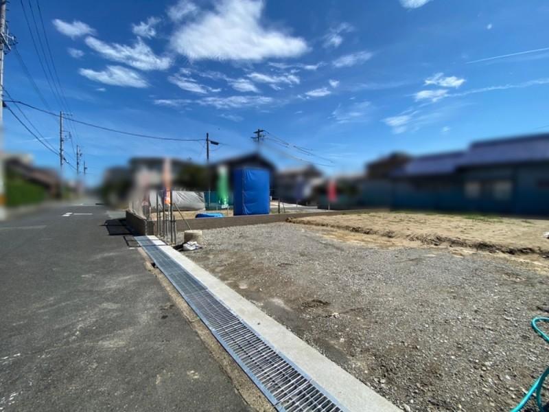 2号地・3号地 現状写真(9月10日撮影)